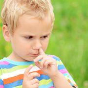 Warum man Popel (nicht) essen sollte (Foto)