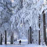 Wetterwarnung! Frost und Schnee am Wochenende (Foto)