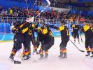Eishockey bei Olympia 2018