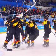 Sensation! Deutschland bezwingt Weltmeister Schweden (Foto)