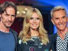 "Heidi Klum und Thomas Hayo sind bei ""Germany's Next Topmodel"" Jury-Kollegen. (Foto)"
