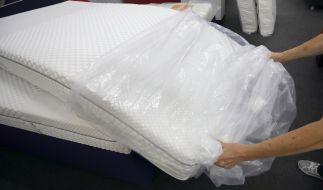 Bei Matratzen ist teuer nicht immer gleich gut. (Symbolbild) (Foto)