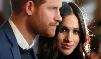 Meghan Markle und Prinz Harry werden am 19. Mai 2018 heiraten. (Foto)