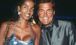 Naddel und Dieter Bohlen 1999. (Foto)