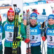 Gold für Schweden! Deutschland-Staffel holt Bronze (Foto)