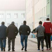 Sind in Brandenburg rund 1.000 Flüchtlinge untergetaucht? (Foto)