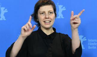 """Regisseurin Adina Pintilie wurde für ihren Experimentalfilm """"Touch Me Not"""" mit dem Goldenen Bär ausgezeichnet. (Foto)"""
