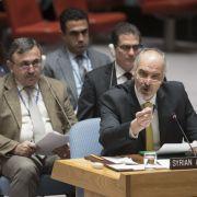 UN-Sicherheitsrat verabschiedet Resolution zu Waffenruhe in Syrien (Foto)