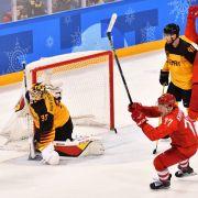 Deutschland verpasst knapp Olympia-Wunder (Foto)