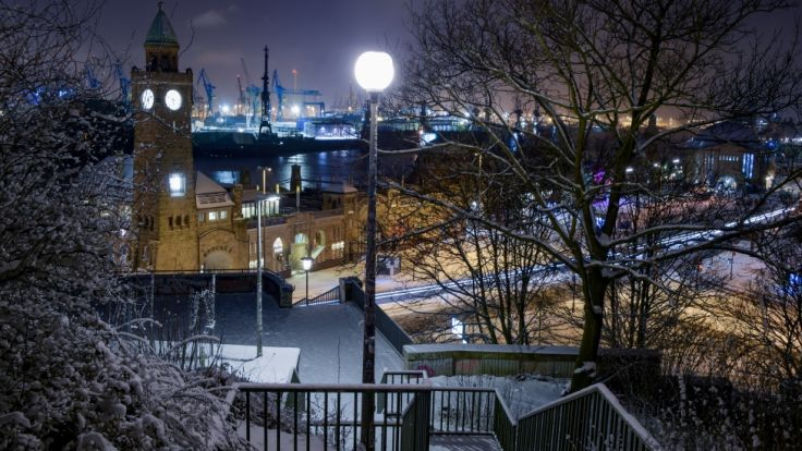 Deutschland erlebt bislang kälteste Nacht des Winters AKTUALISIERT