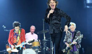 """Die Rolling Stones kommen im Rahmen ihrer """"Stones No Filter""""-Tournee 2018 auch nach Deutschland. (Foto)"""