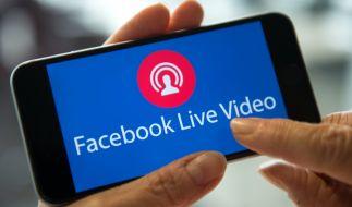 Ein Mann aus den USA machte ein Live-Video bei Facebook - und ahnte nicht, dass er seinen eigenen Mord filmen würde (Symbolfoto). (Foto)
