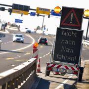 """""""Nicht nach Navi fahren!"""" HIER ist Abbiegen tödlich (Foto)"""