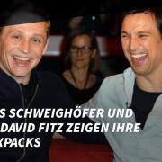 Matthias Schweighöfer und Florian David Fitz.