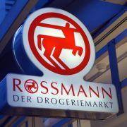 Rossmann muss 30 Millionen Euro Bußgeld zahlen (Foto)