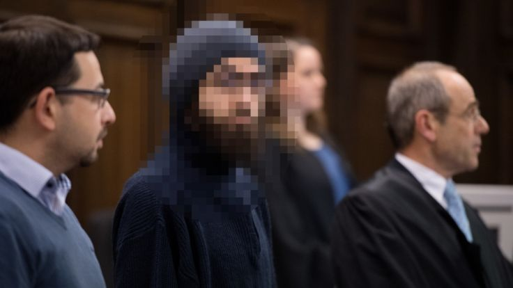 Mann zu lebenslanger Haft verurteilt