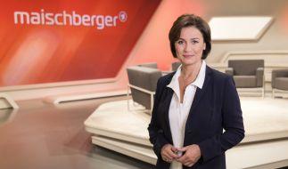 Sandra Maischberger diskutiert über die Notwendigkeit von ARD und ZDF. (Foto)