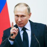 Unverwundbar!Putin präsentiert Russlands neue Atomwaffen (Foto)