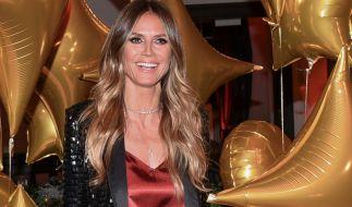 "Heidi Klum sucht zum 13. Mal ""Germany's Next Topmodel"". (Foto)"