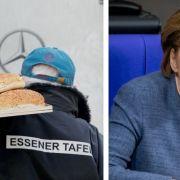 Tafel-Chef attackiert Merkel - Politik schuld an Entwicklung (Foto)