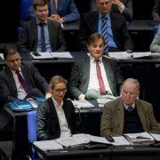 AfD fordert Deutsch als verpflichtende Landessprache (Foto)