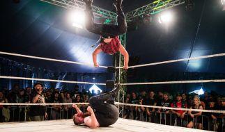 Wrestling ist nicht immer ungefährlich. (Foto)
