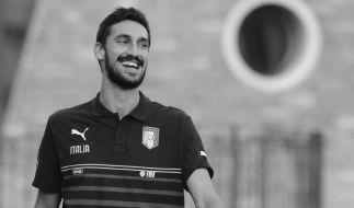 Davide Astori ist plötzlich gestorben. (Foto)