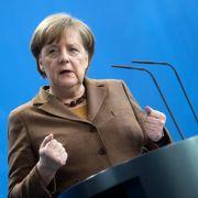 Angela Merkel hofft am 14. März vom Bundestag erneut zur Bundeskanzlerin gewählt zu werden.