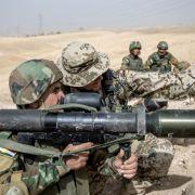 Deutsche Soldaten sollen irakische Armee ausbilden (Foto)