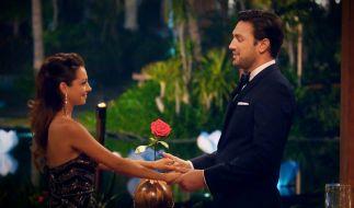"""Kristina Yantsen steht im Finale beim """"Bachelor"""" 2018 - doch wird sie die letzte Rose von Daniel Völz bekommen? (Foto)"""