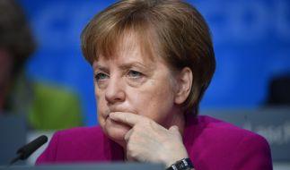 Angela Merkel verspielt sich derzeit viele Sympathien. (Foto)