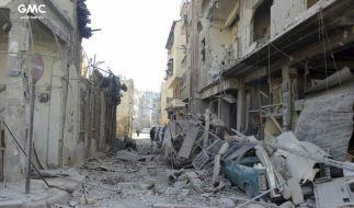 Der Bürgerkrieg in Syrien ist noch nicht zu Ende. (Foto)