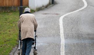 Vor allem ältere Frauen sind besonders von Armut betroffen. (Foto)