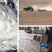 Dürre, Hurrikan, Überschwemmung! DWD warnt vor mehr Unwettern (Foto)