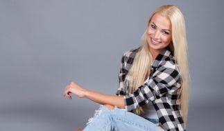 """Katja Kalugina ist eine der Profitänzerinnen bei """"Let's Dance"""" 2018. (Foto)"""