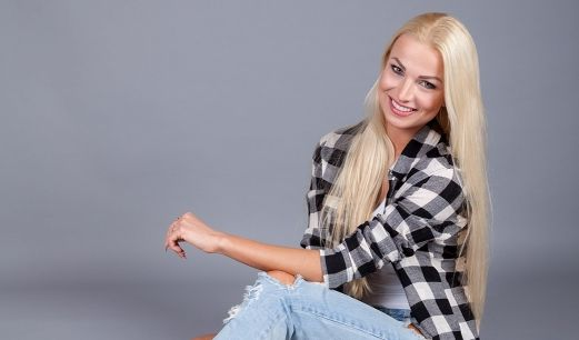 Katja Kalugina privat