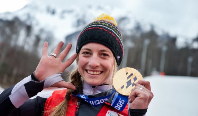Paralympics 2018 Medaillenspiegel