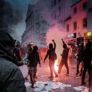 Verfassungsschutz warnt vor linksextremistischen Anschlägen (Foto)