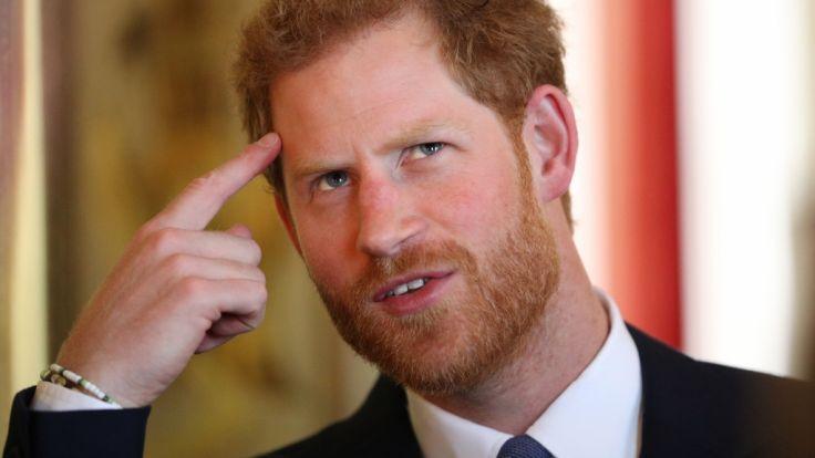 Hat Prinz Harry tatsächlich einen unehelichen Sohn? (Foto)