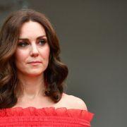 Geburts-Horror! Herzogin Kate muss alleine in den Kreißsaal (Foto)