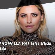 Sophia Thomalla verzaubert mit neuer Frisur!