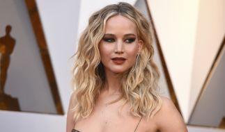 Jennifer Lawrence hat angeblich Angst vor Sex. (Foto)
