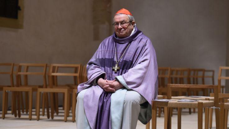 Kardinal Karl Lehmann ist tot