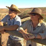 Kroko-Alarm für Konny und Manu in Australien (Foto)