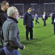 Haftbefehl gegen Saloniki-Boss! Meisterschaft abgebrochen (Foto)