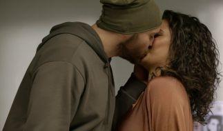 Erik (Patrick Heinrich) und Shirin (Gamze Senol) sind verheiratet. (Foto)