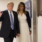 So sehr leidet sie unter den Affärengerüchten um Donald Trump (Foto)