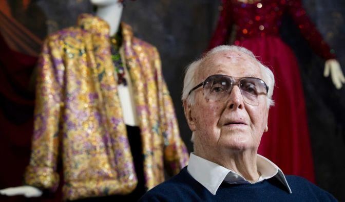 Hubert de Givenchy, Modeschöpfer (21.02.1927 - 10.03.2018)