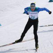 Bei den Paralympics 2018 messen sich die Athleten auch im Ski-Langlauf.