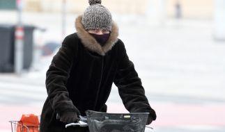 Es wird wieder kalt in Deutschland. (Foto)